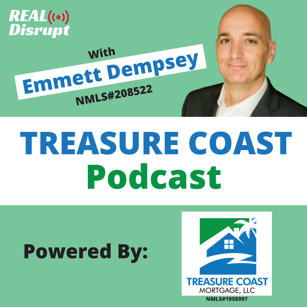 Emmett Dempsey, Podcast, Treasure Coast